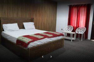 Marcopolo Hotel Gilgit Deluxe Room