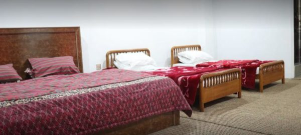 Marcopolo Hotel Gilgit Family Room