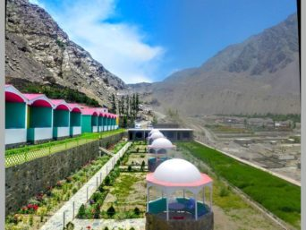 Mountain Lodge Skardu Featured