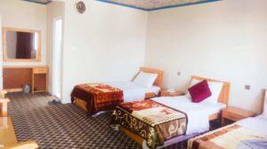 Mountain Lodge Skardu Triple Bed