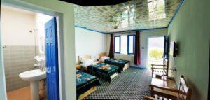 Mountain Lodge Skardu Triple Room