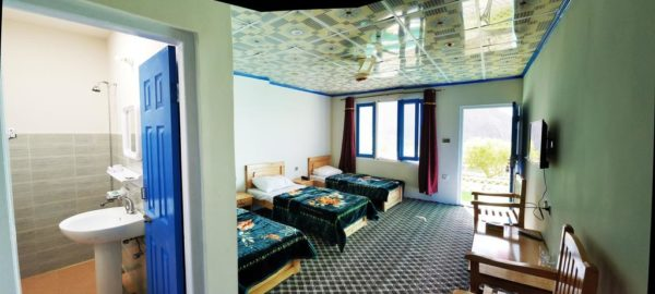 Mountain Lodge Skardu Triple Room