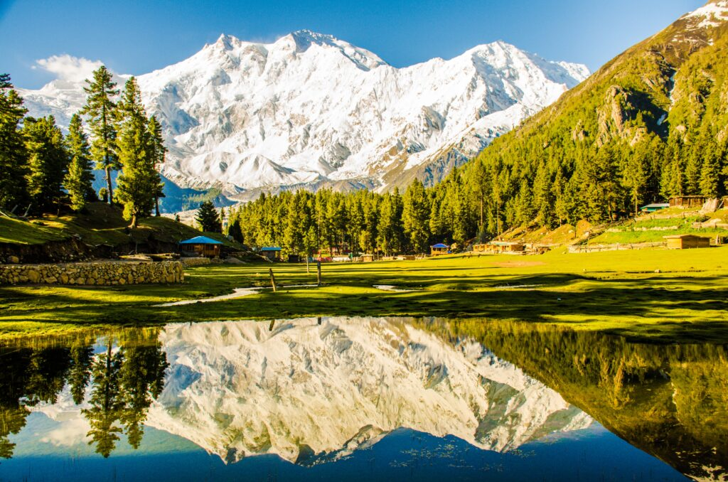 Honeymoon tour packages to Fairy Meadows | Nanga Parbat
