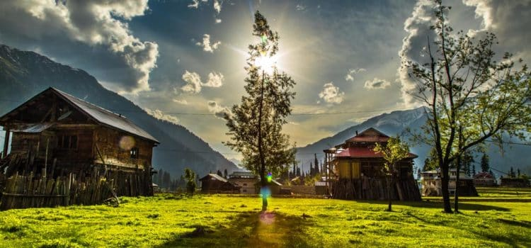 Neelum Valley Honeymoon