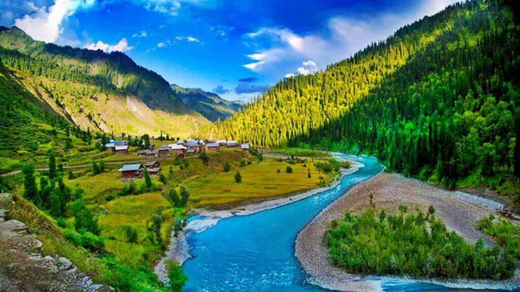 Honeymoon tour packages to Neelum Valley