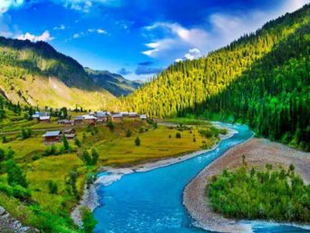 Neelum Valley AJK