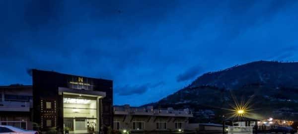 Neelum view Hotel Muzaffarabad