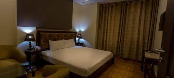 Neelum view Hotel Room