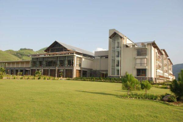 PC muzaffabad hotel