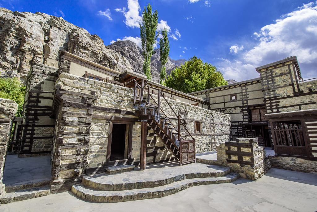 Serena Shigar Fort Featired