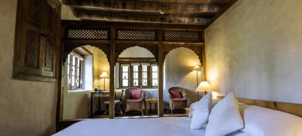 Serena Shigar Fort Room