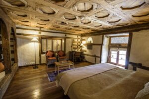 Serena Shigar Fort Standard Double Bed