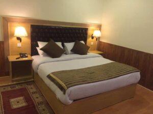 Shangrila Resort Skardu Room