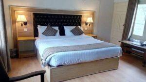 Shangrila Resort Skardu master room