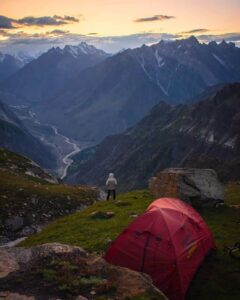 Shigar Camping