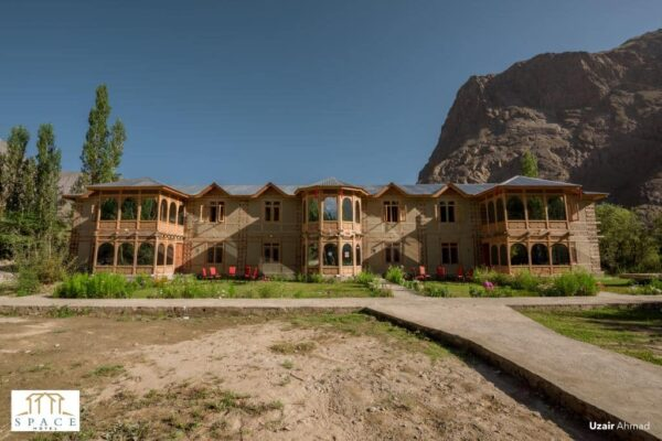 Space Hotel Shigar featured