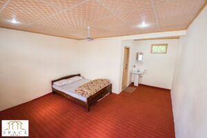 Space Hotel Shigar standard room
