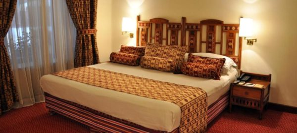 Standard Double Room Charges