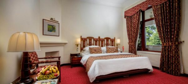 Standard Double Room Mountain View