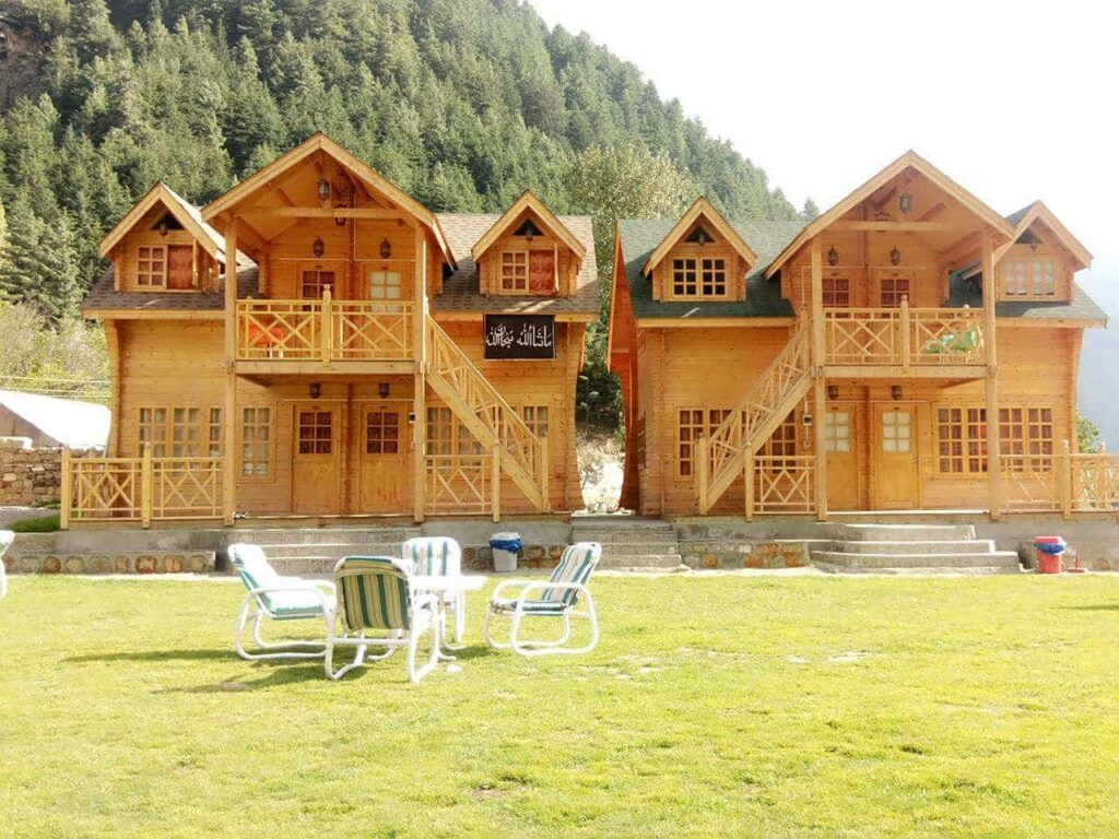 Swiss Wood Cottages Naran