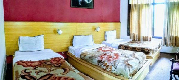 Triple Bed Hunza View Hotel