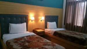 Twin Bed Hunza View Hotel