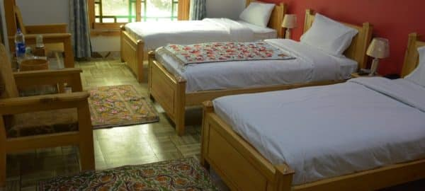 Vip Triple Bed