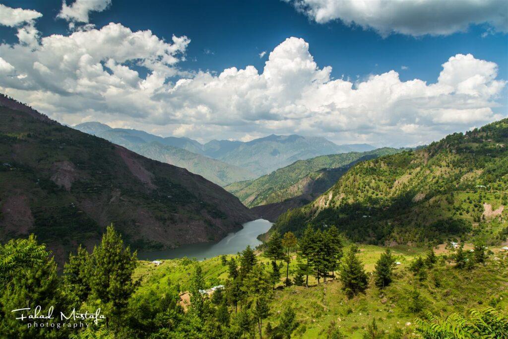 Honey Moon Tour Packages to Chikaar | Zalzal Lake Kashmir