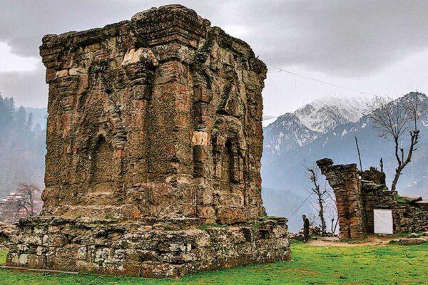 Sharda Temple