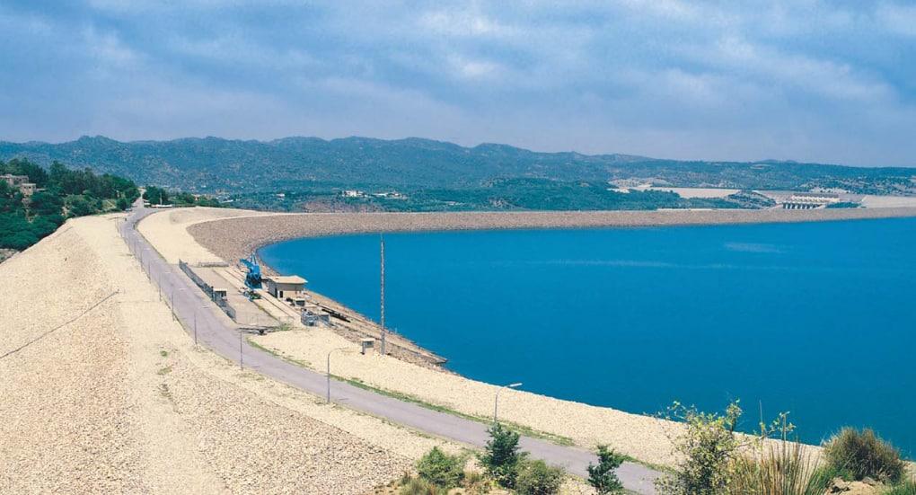 Mangal Dam