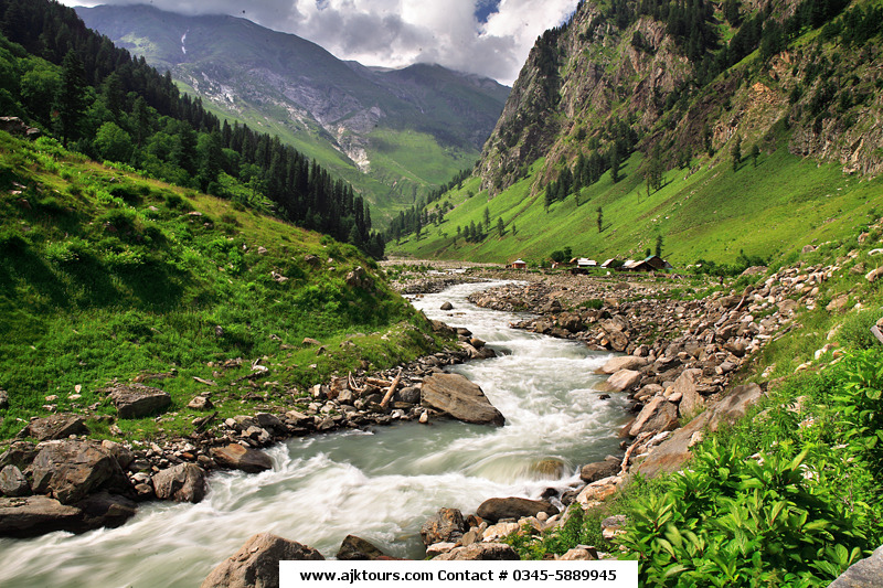 Visit Neelum Valley